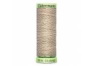 Нитки Gutermann Top Stitch 722